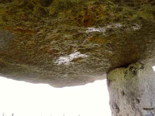 dolmen roof