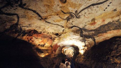 FRANCE CAVE DRAWINGS