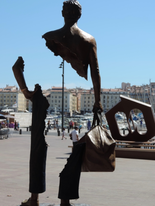 marseilles sculpture 2